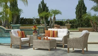 cape may wicker 6510 seating set
