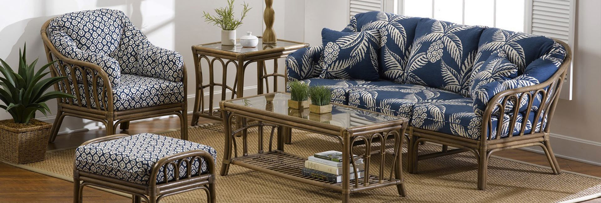 Classic Rattan Dartmouth Casual Furniture
