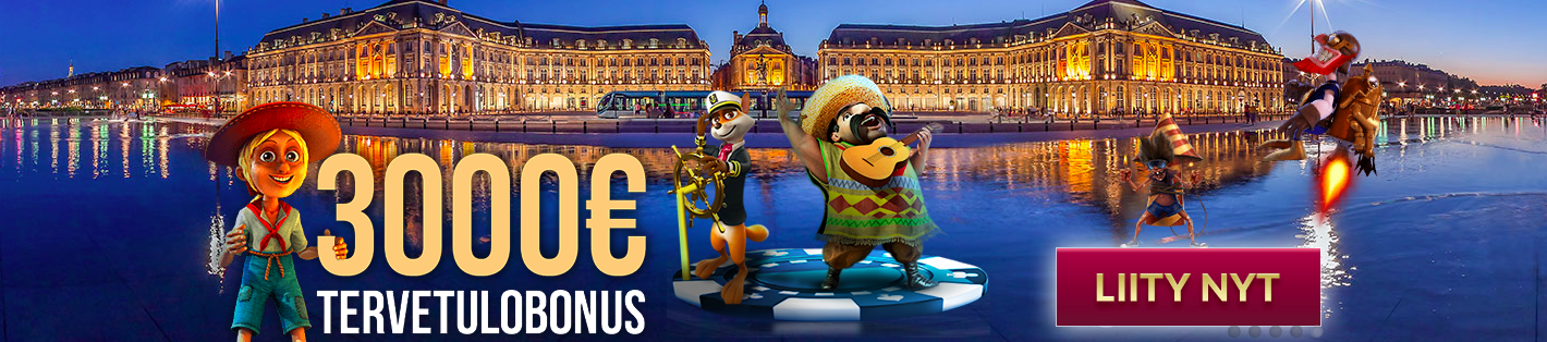 Bordeaux Casino Bonus
