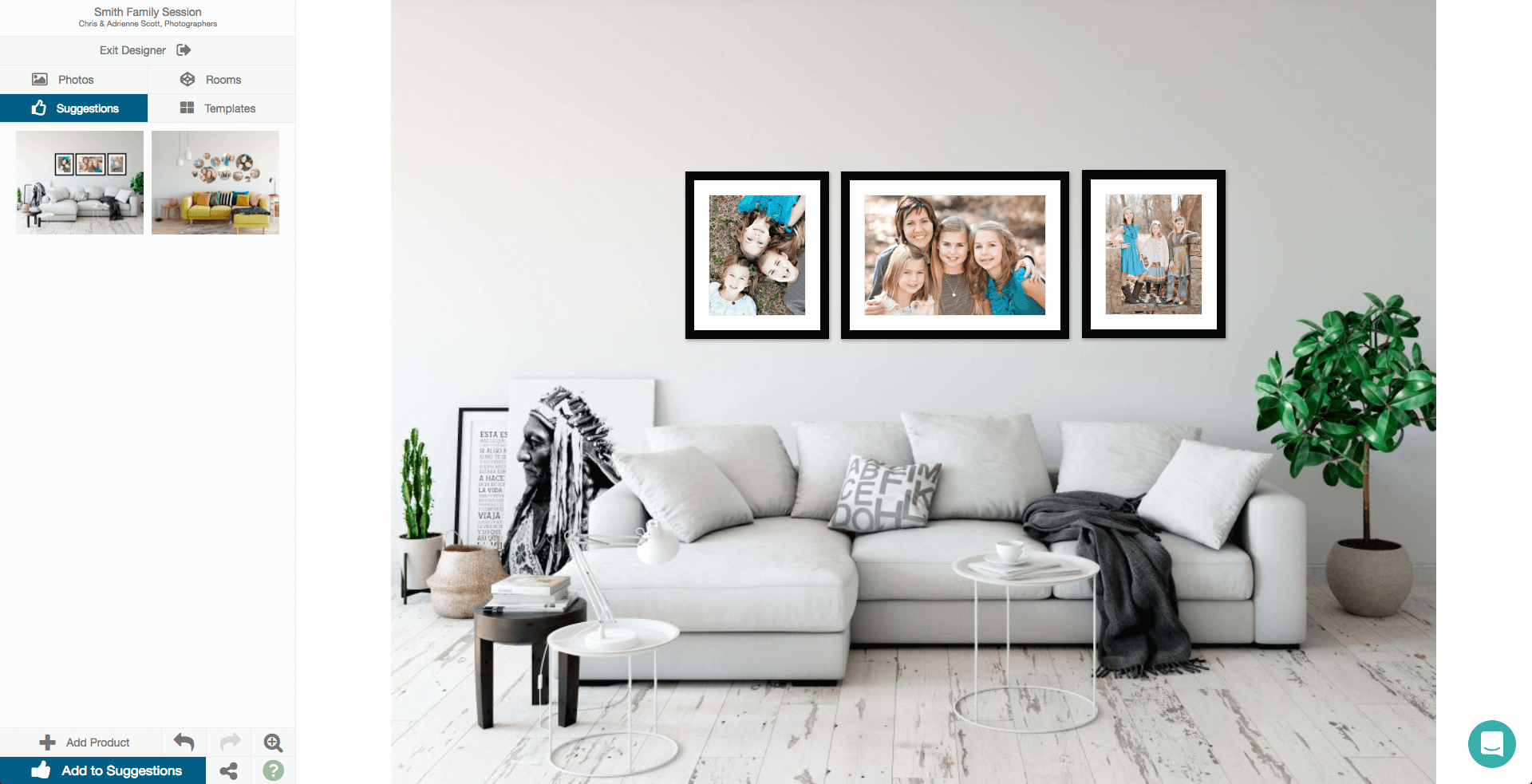 ... The Perfect Wall Gallery For Your Client, Save It As A Suggestion So  Itu0027ll Be The First Thing Your Client Sees When It Comes Time To Buy Your  Wall Art.