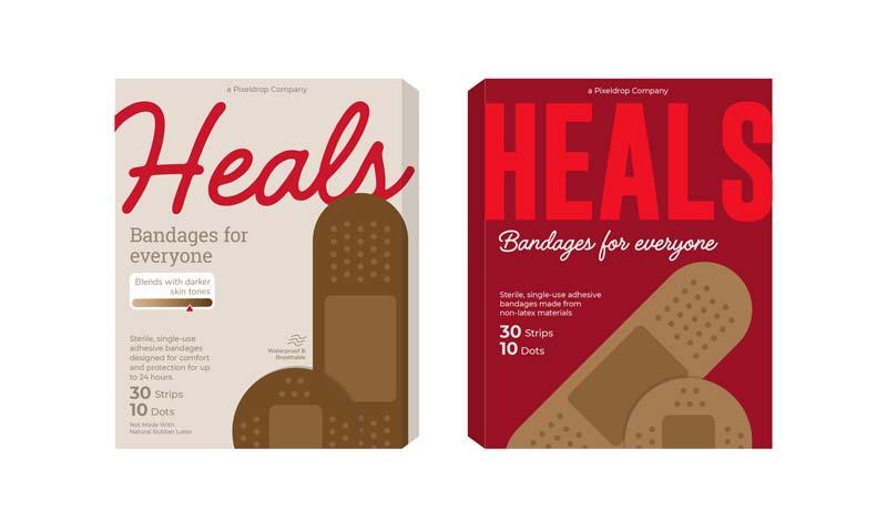 Heals Packaging
