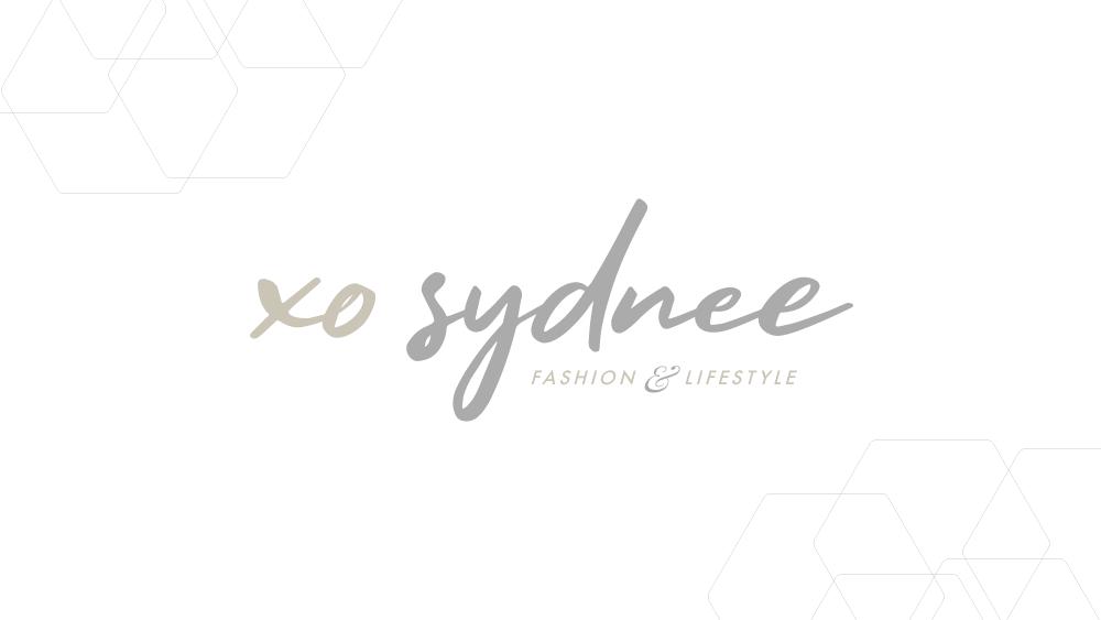 XO Sydnee Logo