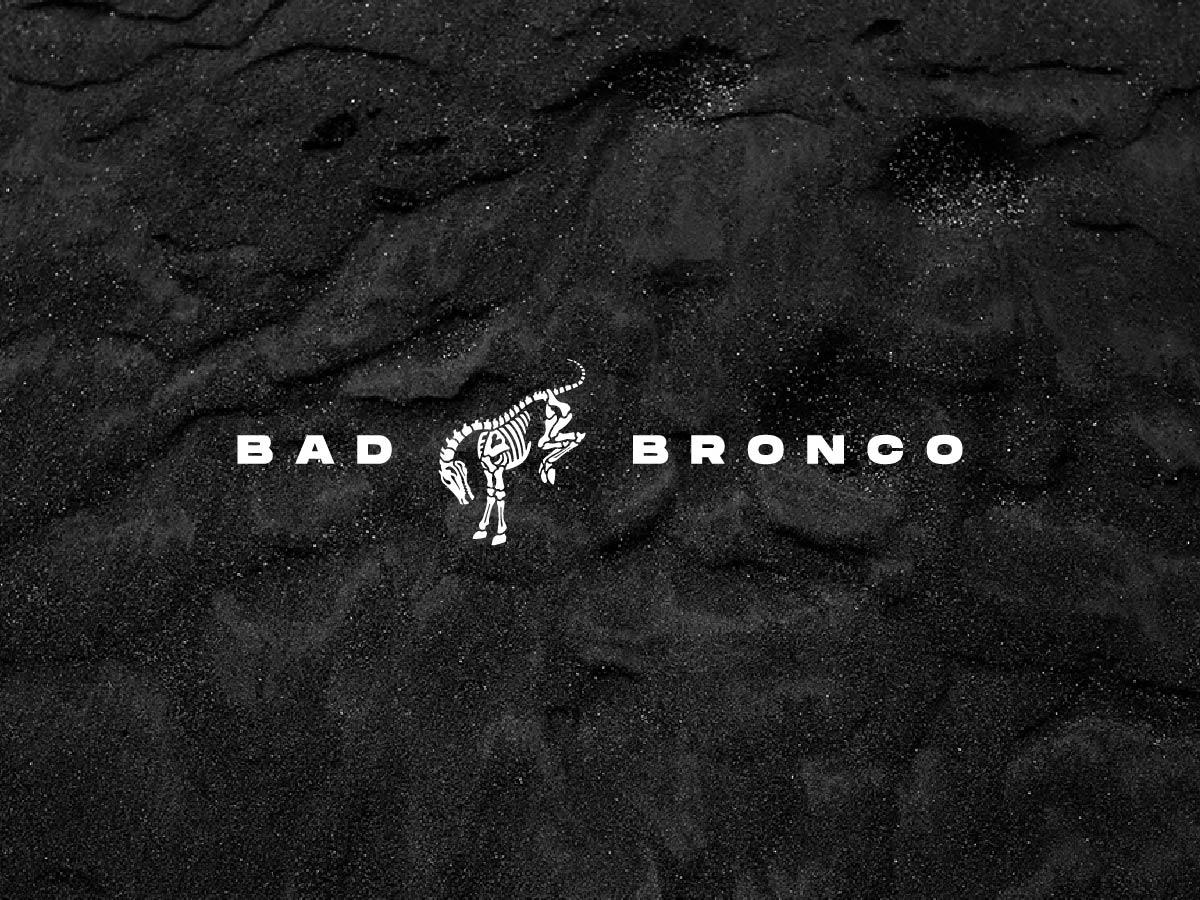 Bad Bronco Logo