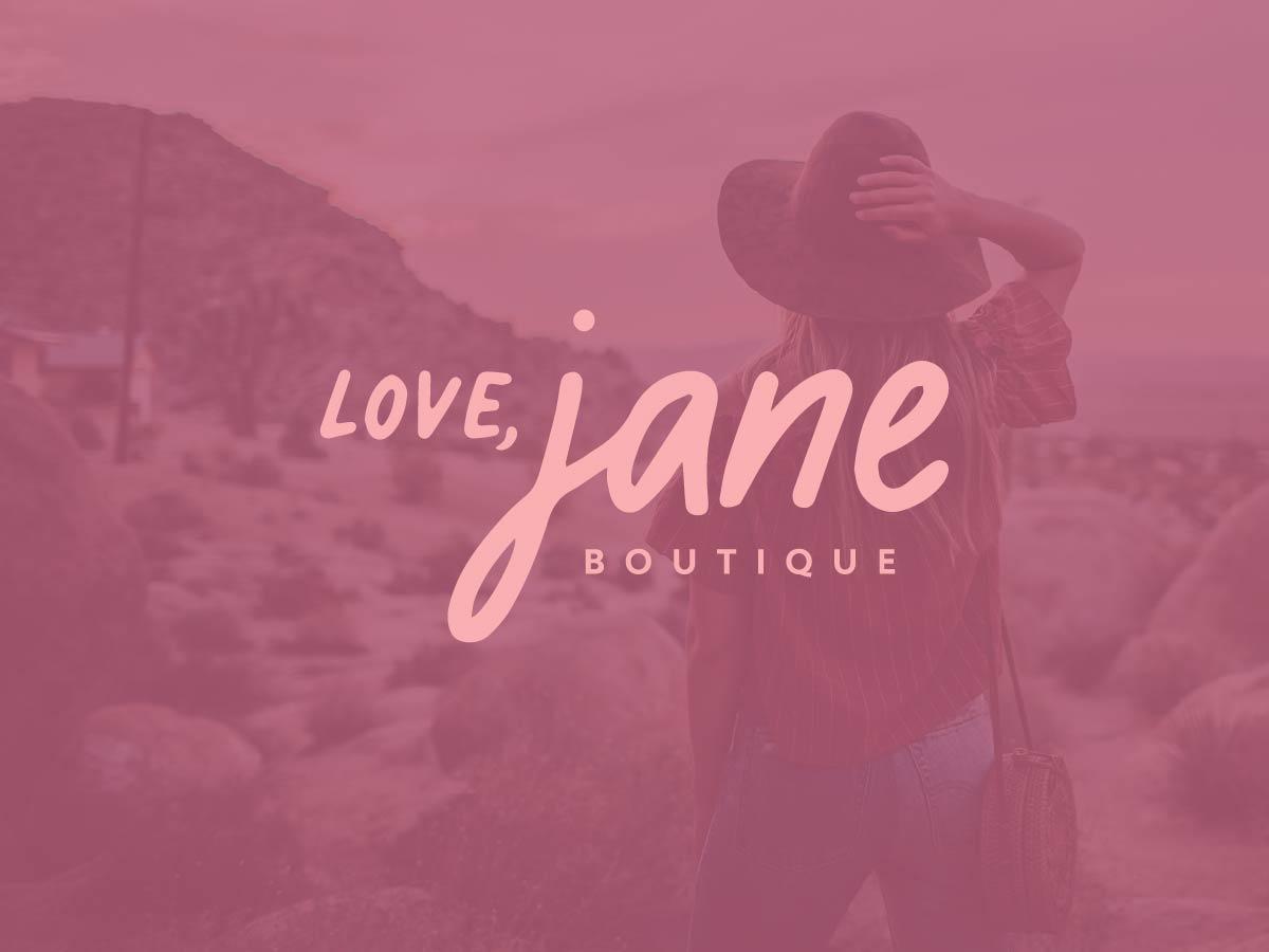 Love Jane Logo