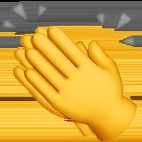 Clapping Hands Emoji