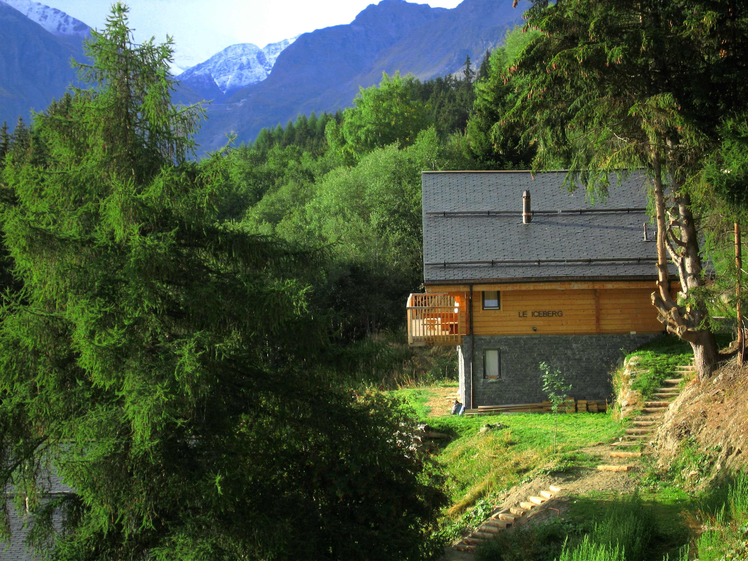 photo of holiday home in the swiss alps