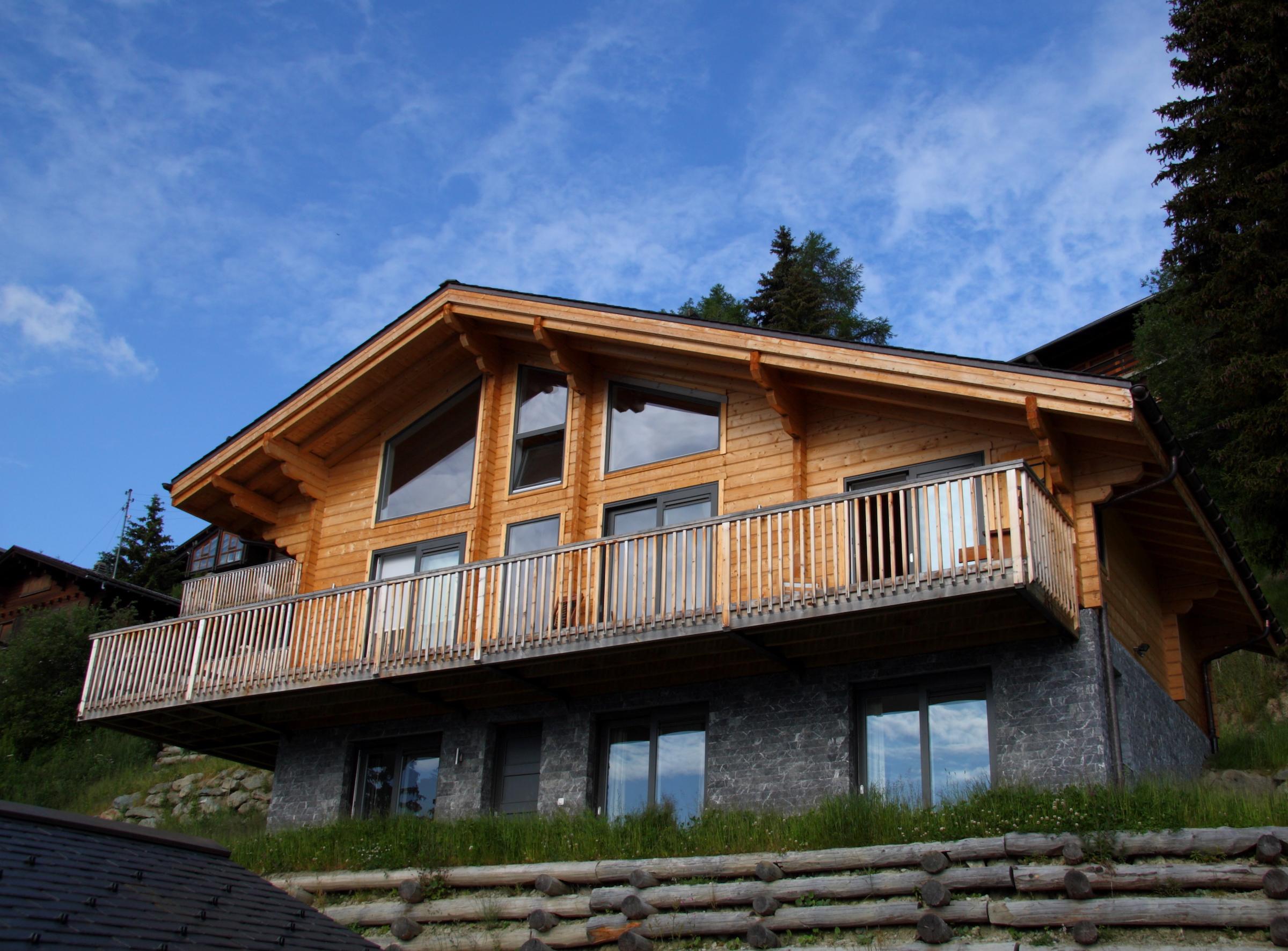 Ski Chalet Switzerland: Le Iceberg