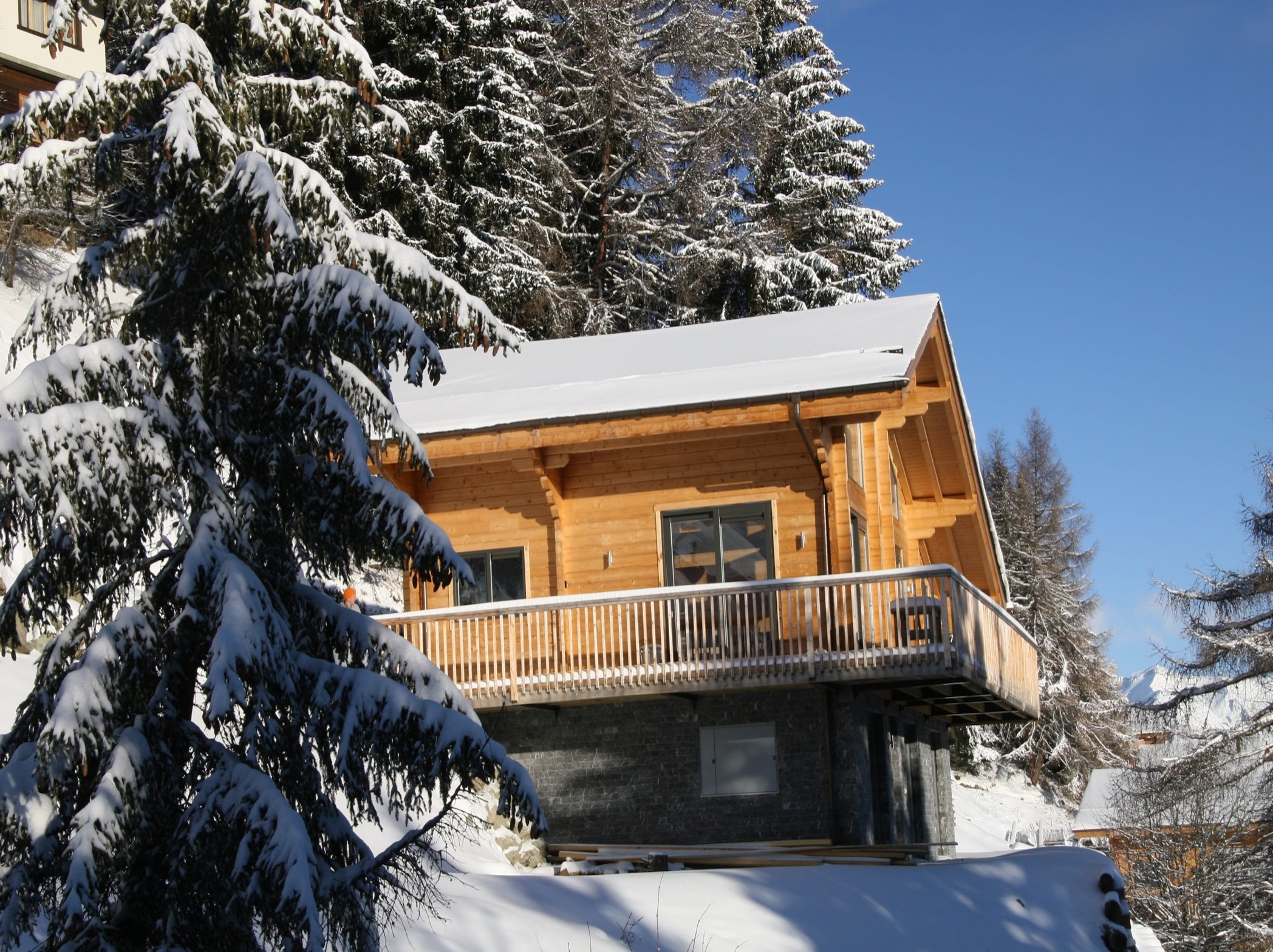Ski Chalet for Rent Switzerland