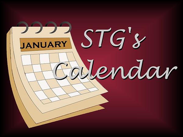 STG's Calendar