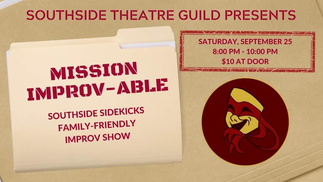 Southside Sidekicks present Mission Improv-able