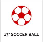 """13"""" Soccer Ball"""