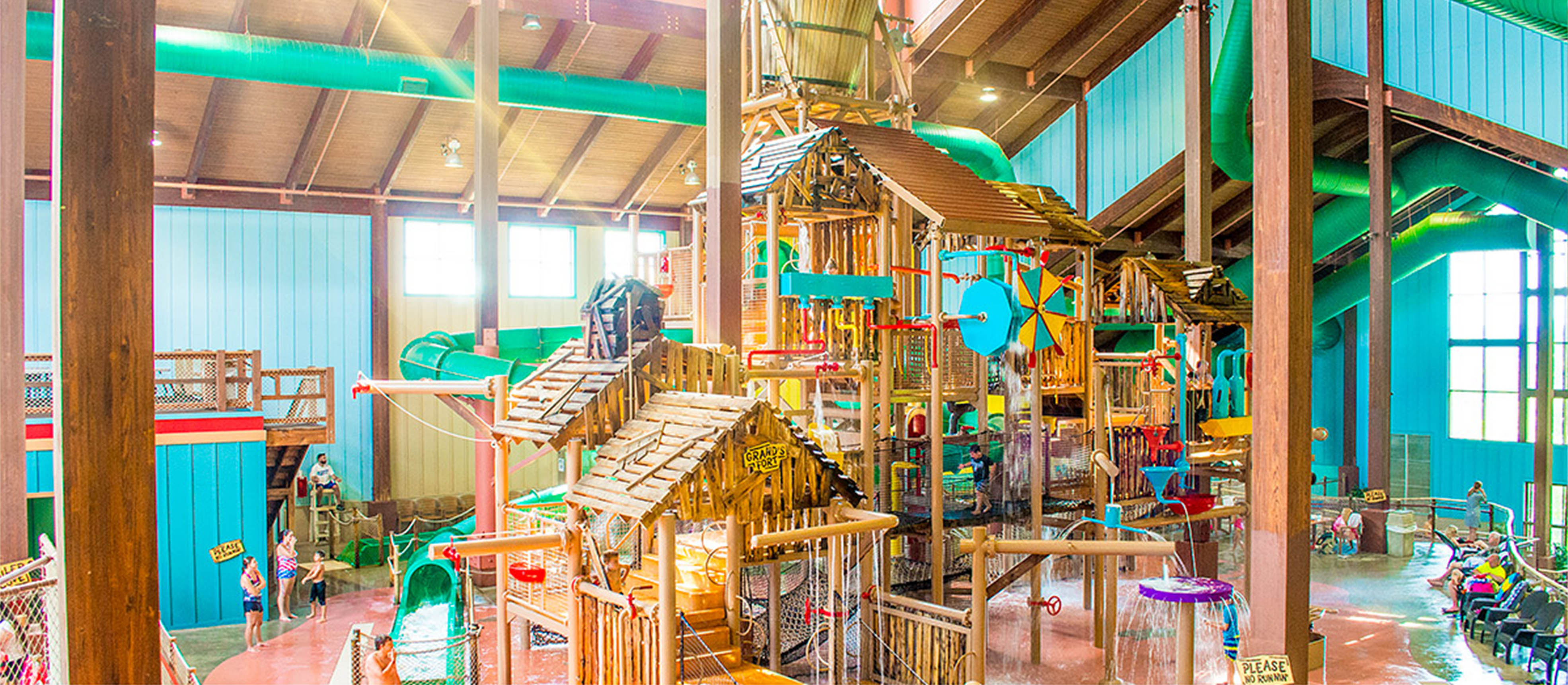 Splash Country Indoor Amp Outdoor Waterpark Branson Mo
