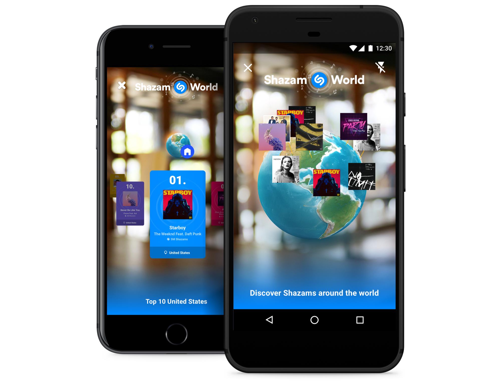 Shazam World