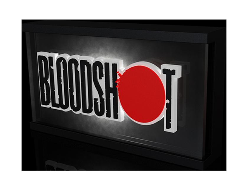 Valiant Bloodshot emblem ROXBOX adult night light