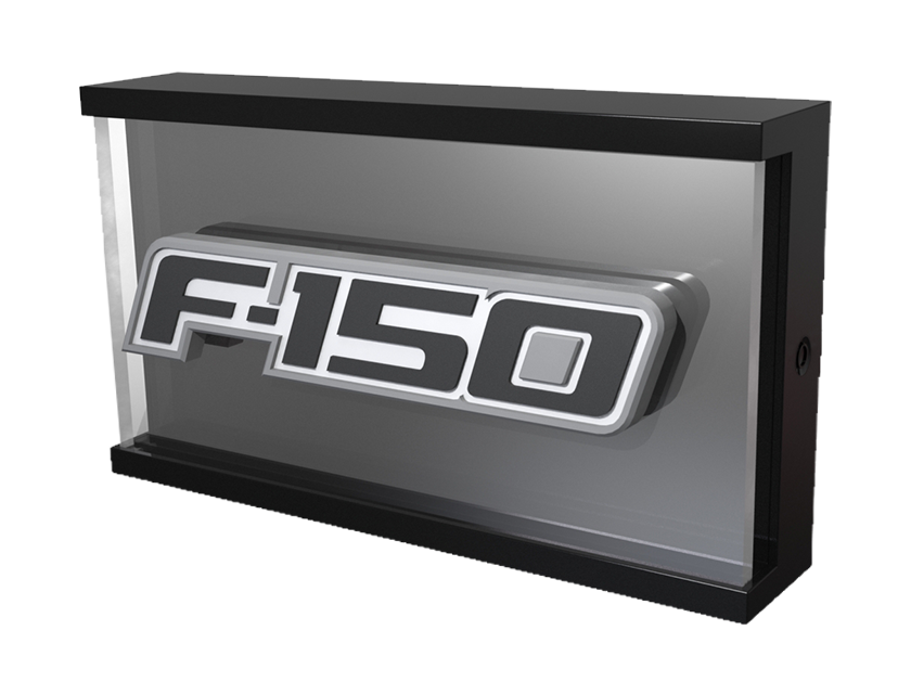 Ford F150 logo ROXBOX night light