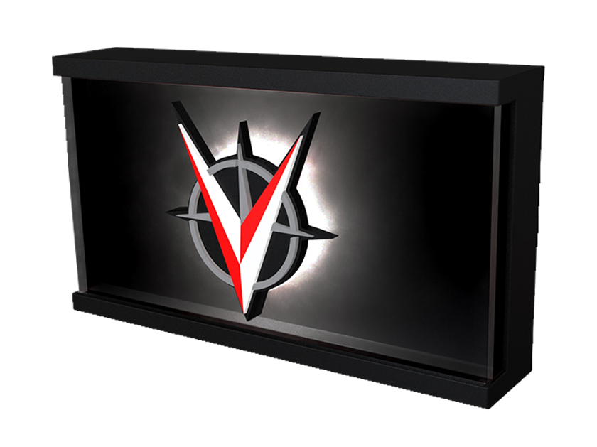 Valiant emblem ROXBOX adult night light