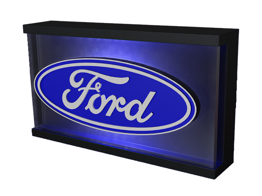 Ford emblem ROXBOX adult night light