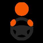 Hurdlr Affiliate: The Rideshare Guy Logo