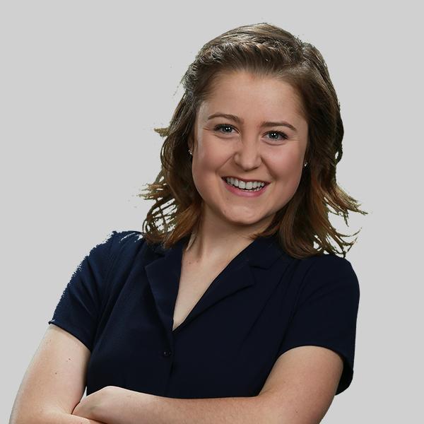 Image of news team member