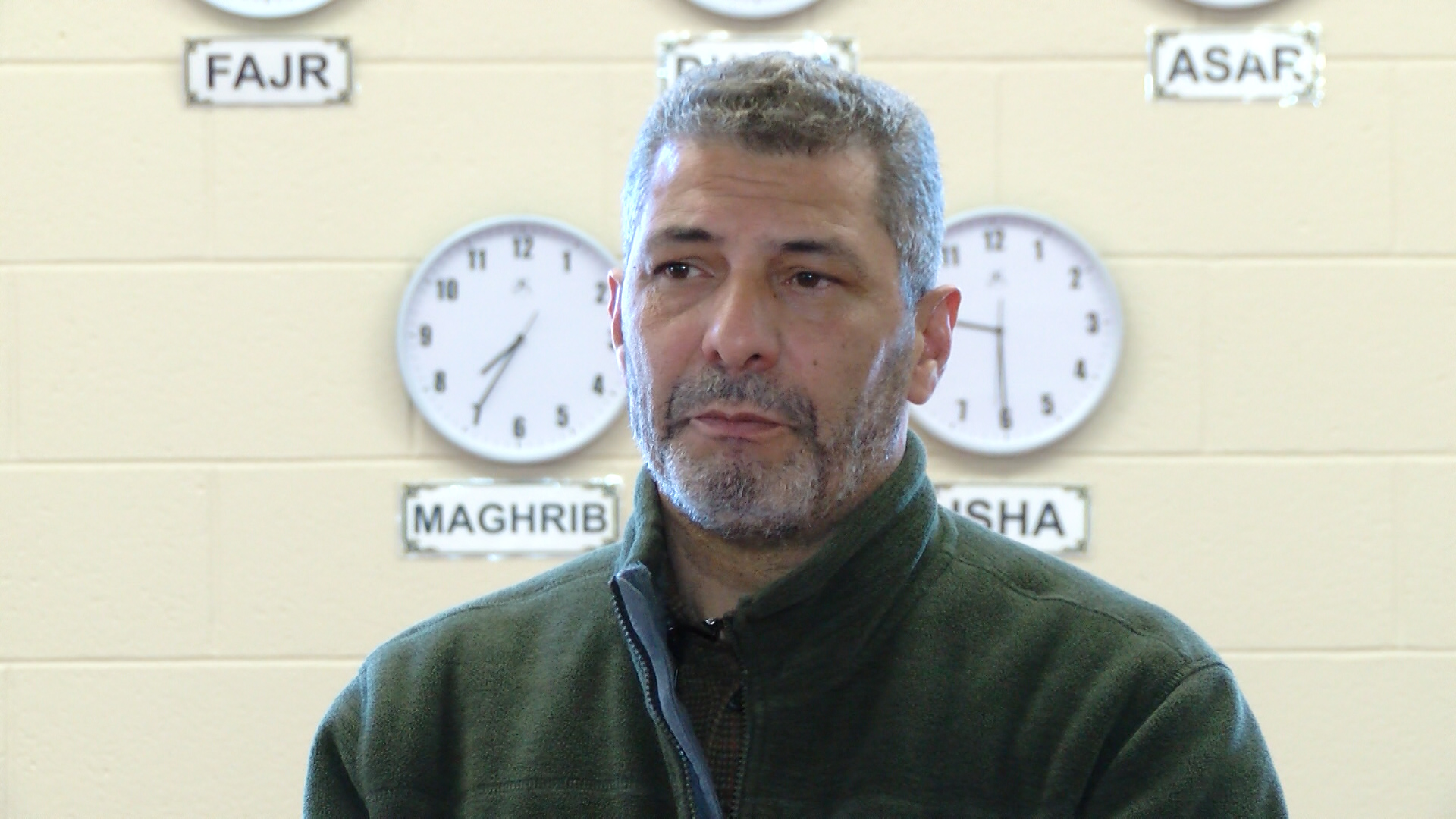 AbdelBaset Aborawi, President of Lethbridge Islamic Centre