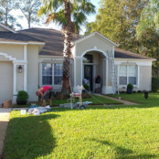 Exterior Painting Jacksonville
