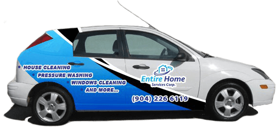 Entire Home Service Car
