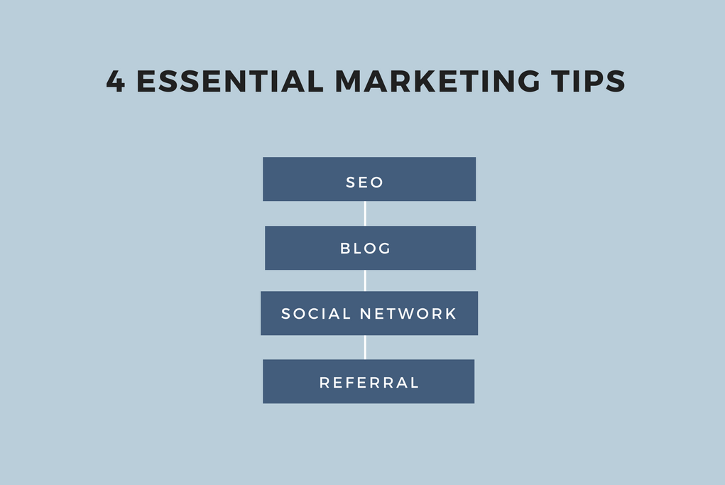 4 Essential Marketing Tips For Small Business Owners