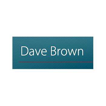 Dave Brown logo