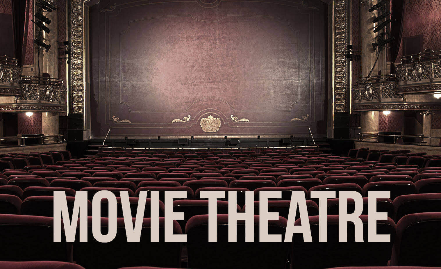 Locked: Murfreesboro | Room - Movie Theatre