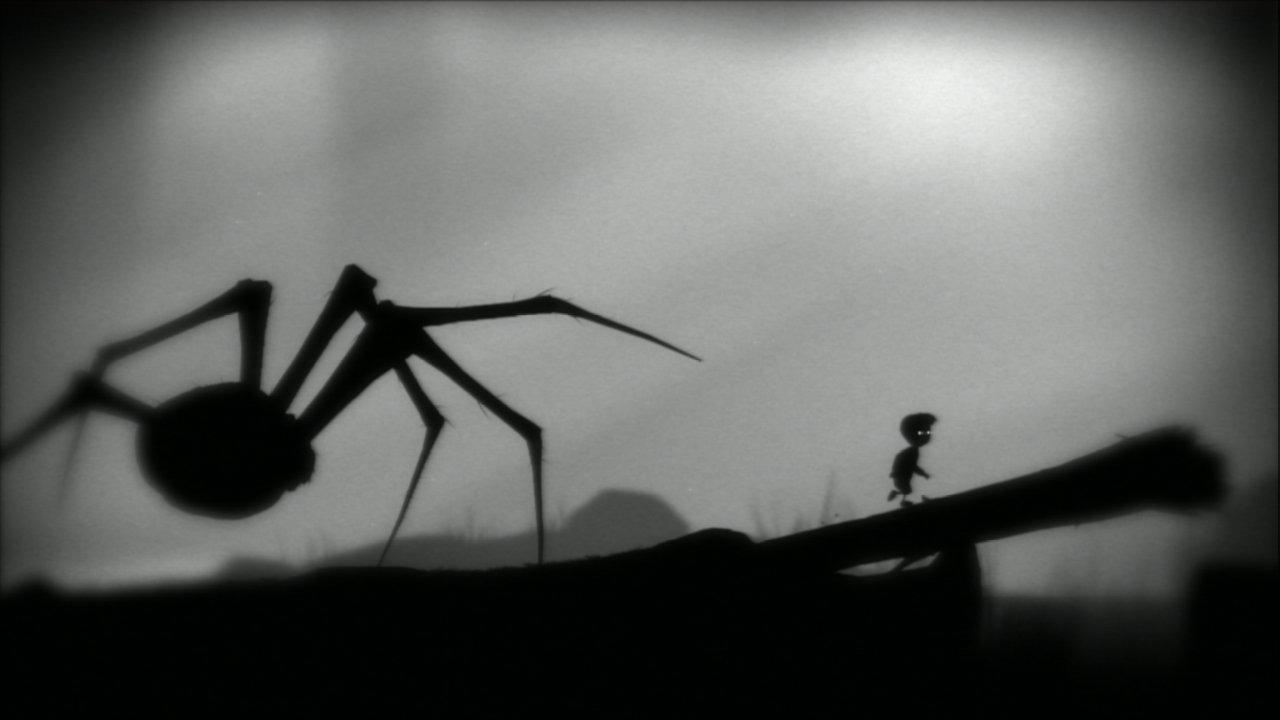 Les petits plaisirs de Limbo, édition arachnophobe