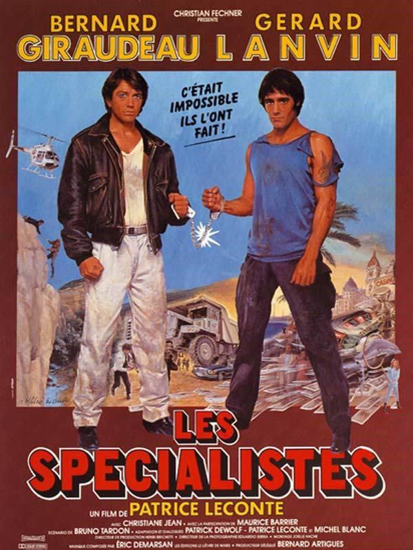 Les Spécialistes - Leconte