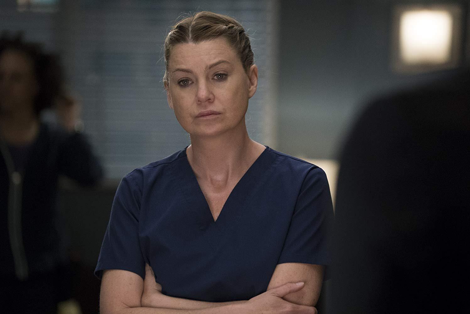 Meredith Grey IMDB
