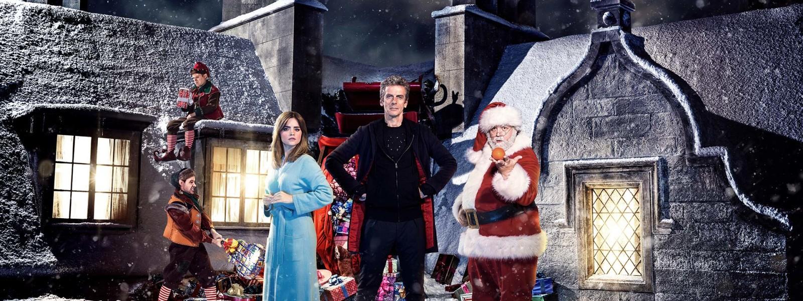 Doctor Who spécial noël