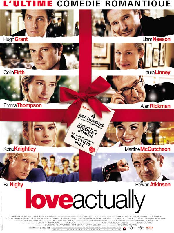 Love actually affiche
