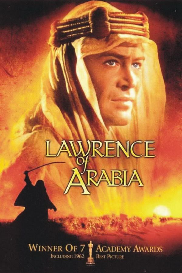 Lawrence d'Arabie (David Lean, 1962) et les grands péplums