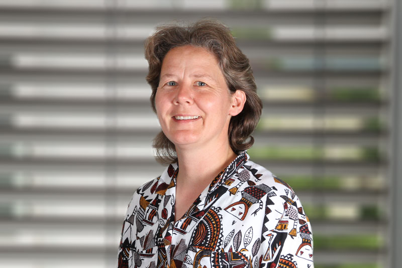 Monika Häuptli, Vizepräsidentin Extending Hope Schweiz