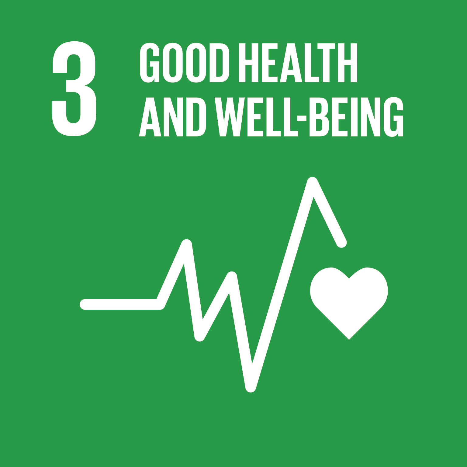 03 Good Health and Well-Being SDG