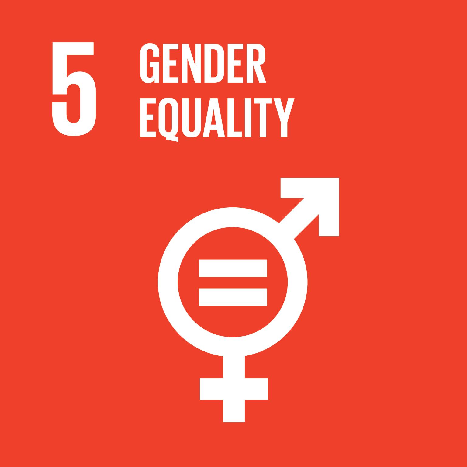 05 Gender Equality SDG