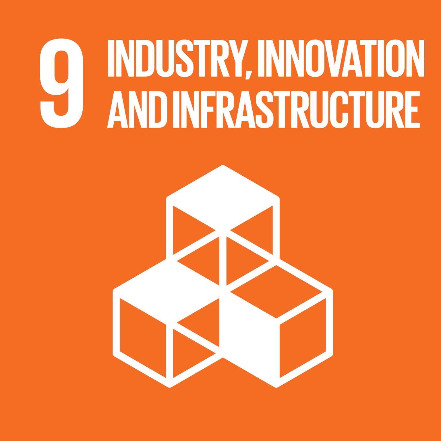 09 Industry, Innovation and Infrastructure SDG