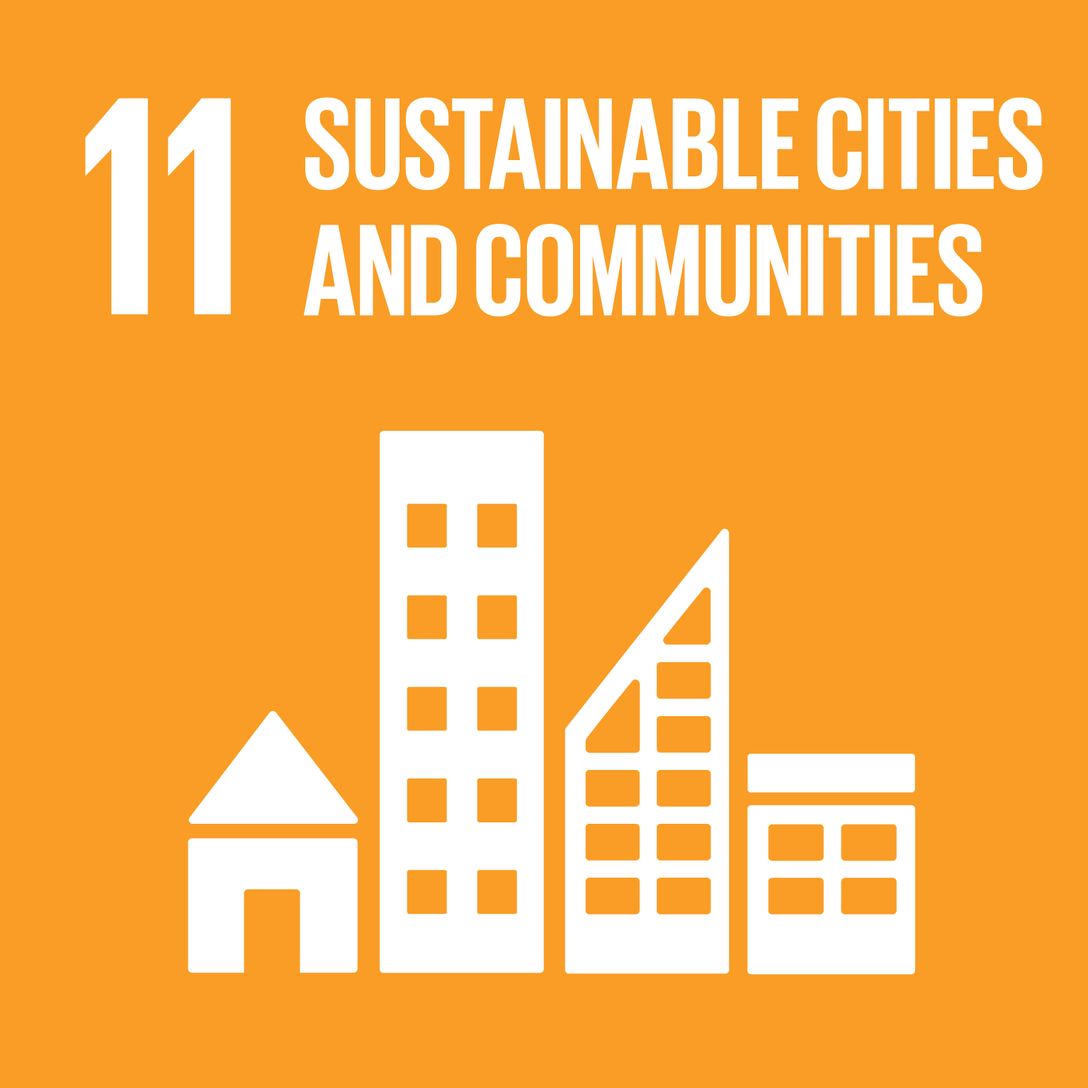 11 Sustainable Cities and Communities SDG