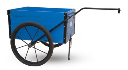 Carts + Trailers for Bikes