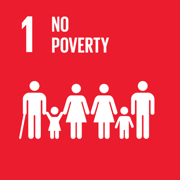 01 No Poverty SDG