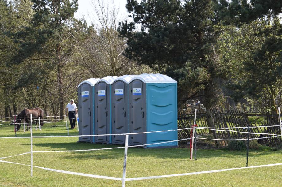 Event toilet hire
