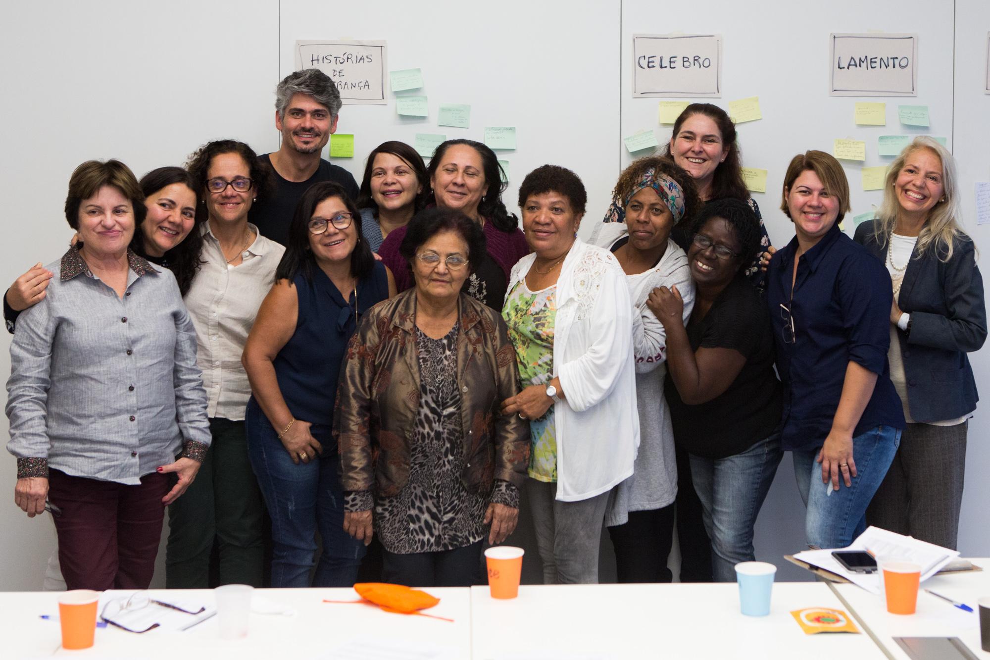 Círculo das Empreendedoras para artesãs da Rede Asta