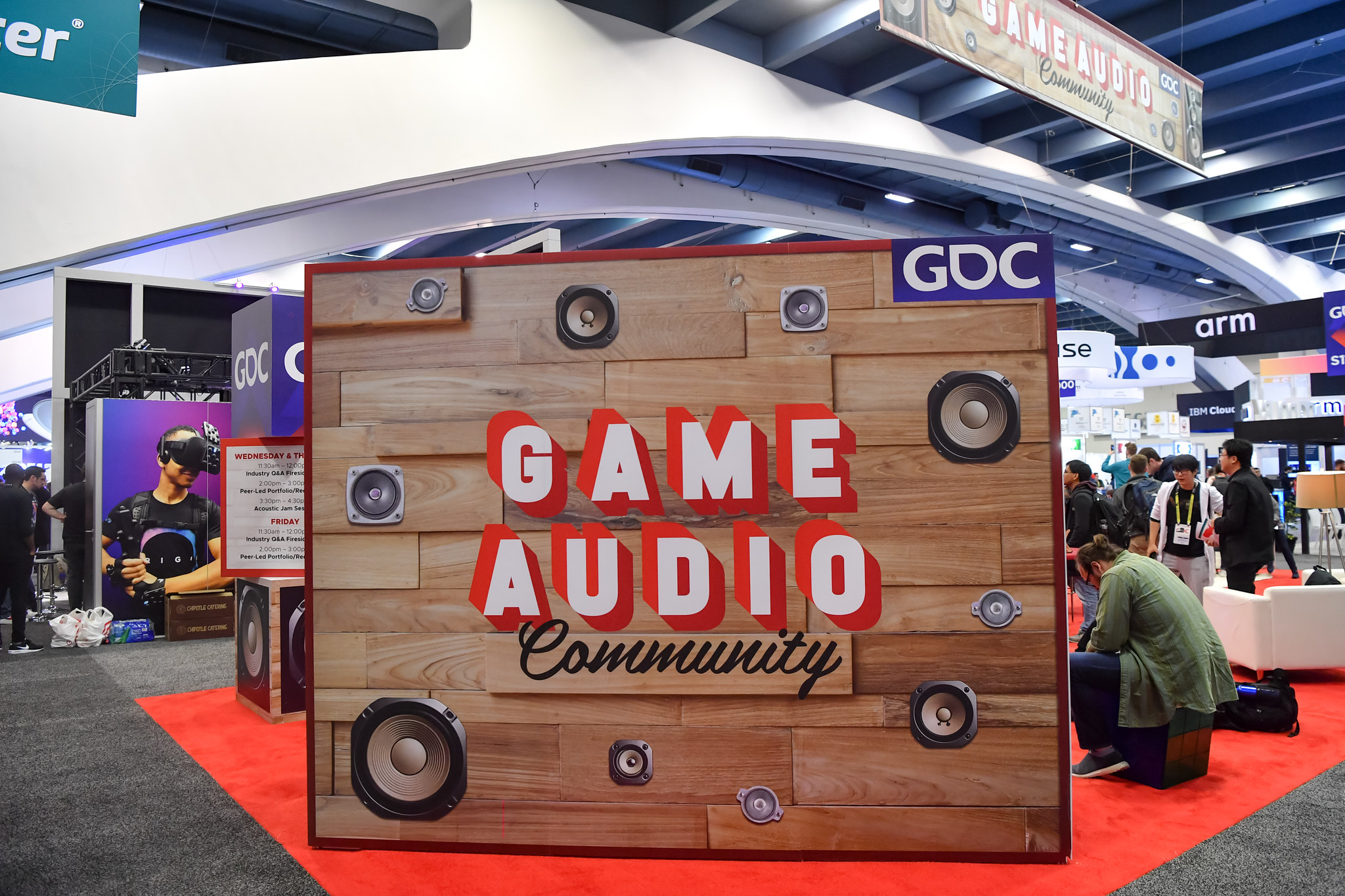 Game Developer's Conference (GDC) for Composers