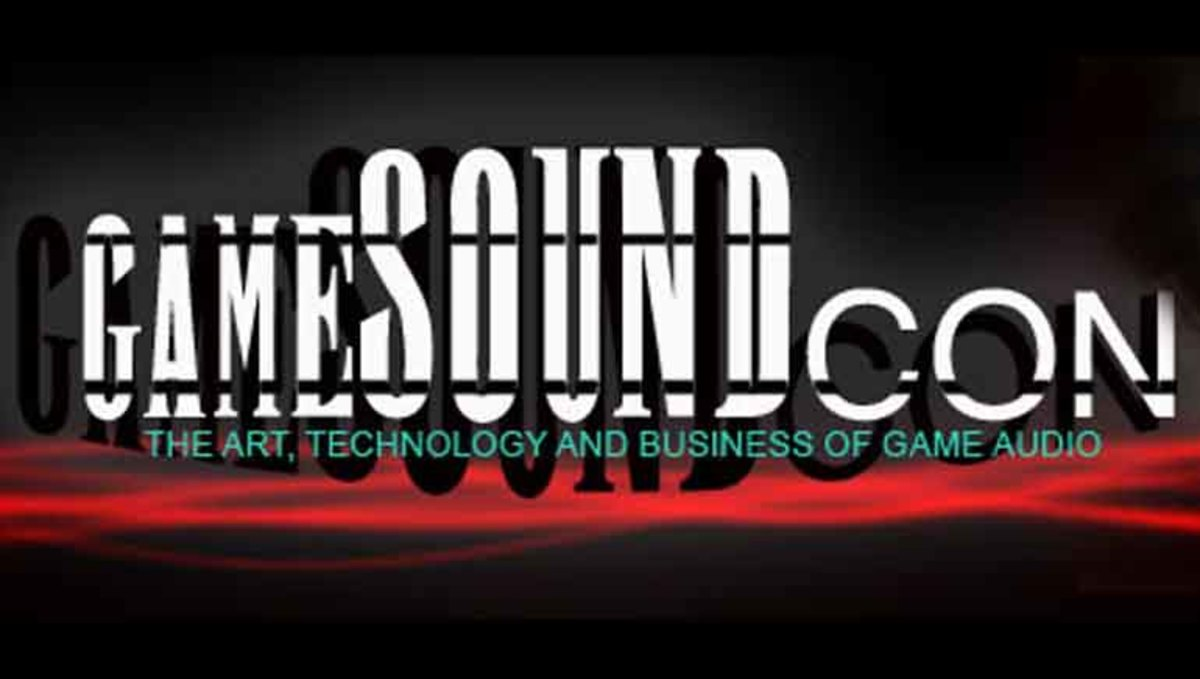 GameSoundCon Conference  for Composers