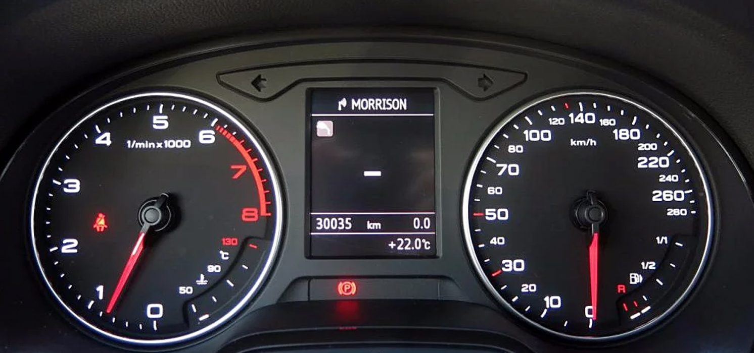 Automated Odometer Reading (OdoCap)