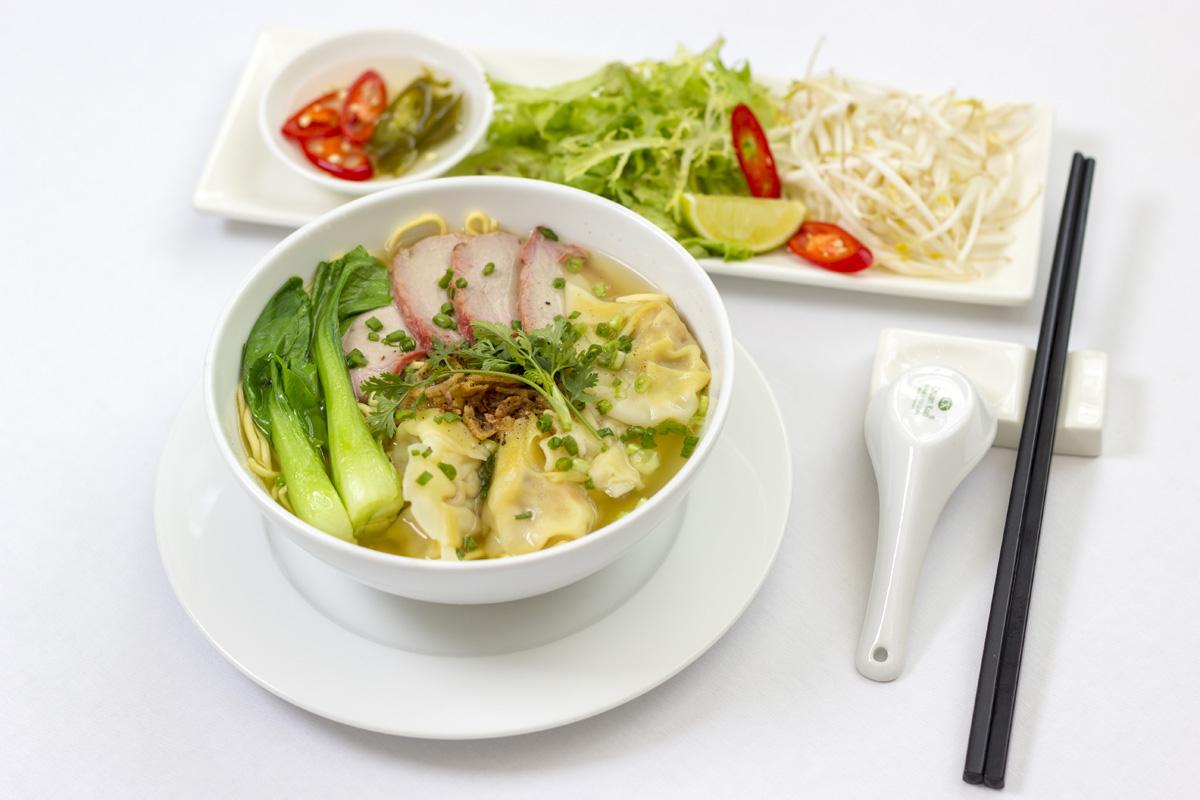 Villa Song Saigon Food Photography
