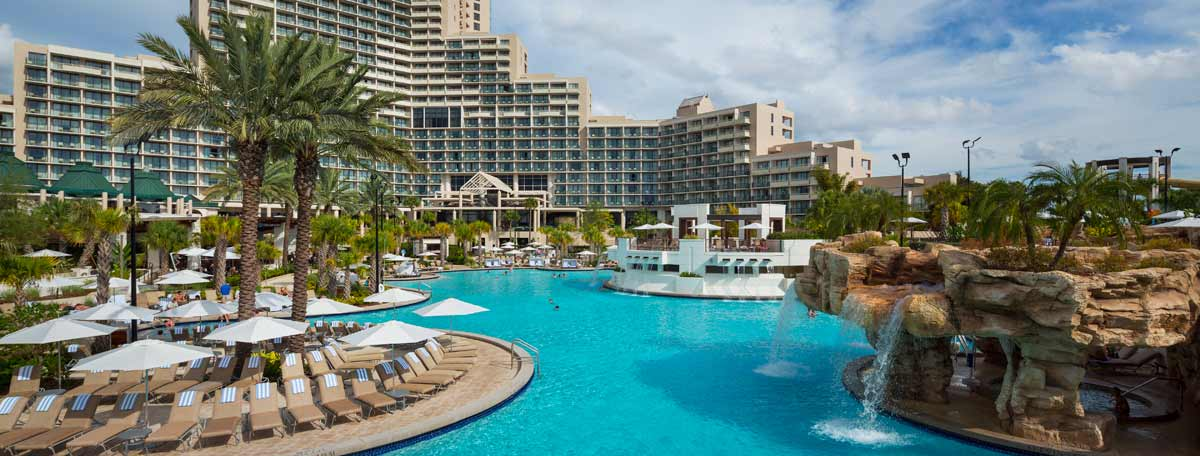 With More Than 2 000 Rooms The Marriott Orlando World Center Is Considered To Be One Of S Best Meetings And Conventions Destinations