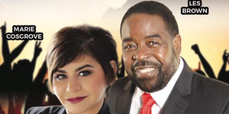 Glynn Hodges Live With Marie Cosgrove & Les Brown